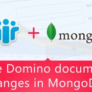MongoDB and IBM Domino